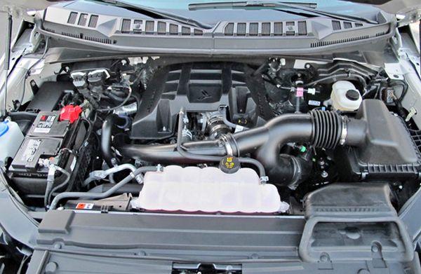 2015 Ford – F 150 Engine