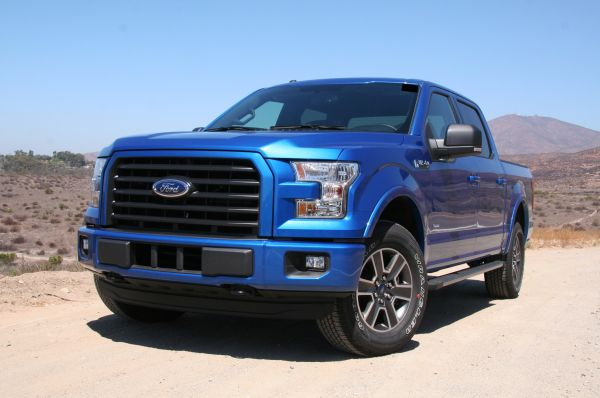 2015 Ford – F 150