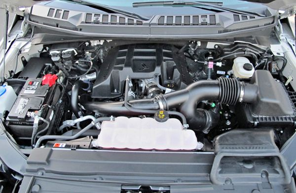 2015 Ford – F 150 Engine