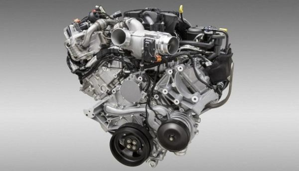 2015 Ford - Atlas Engine