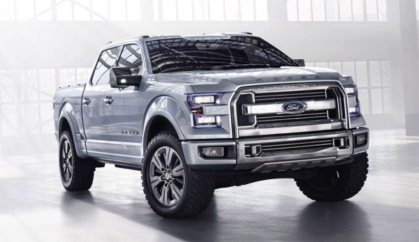 2015 Ford Atlas