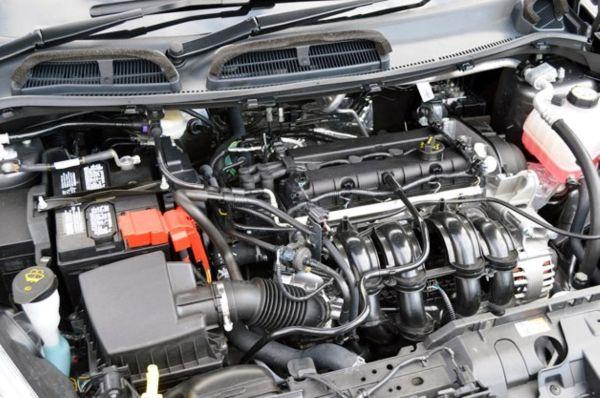 Ford B-Max Engine - 2015