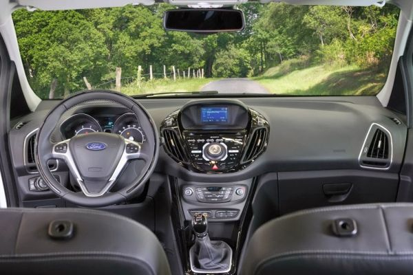 2015 - Ford B-Max Interior