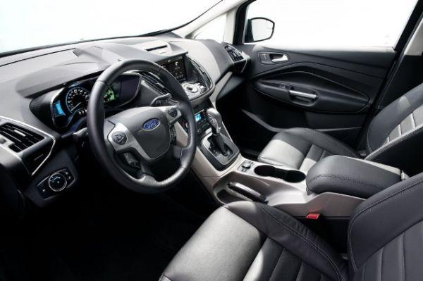 2015 - Ford C-MAX Energi Interior