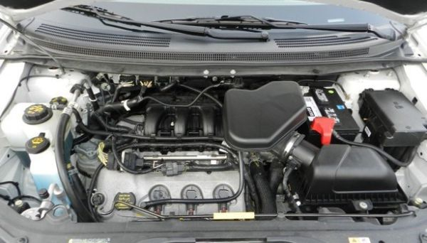 2015 Ford Edge Engine
