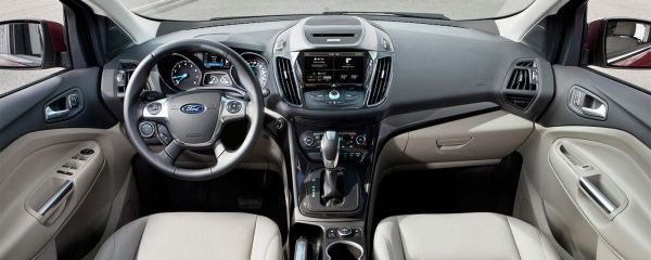 2015 - Ford Escape Hybrid Interior