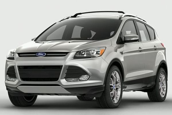 2015 - Ford Escape Hybrid