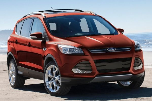 2015 Ford Escape Titanium FI