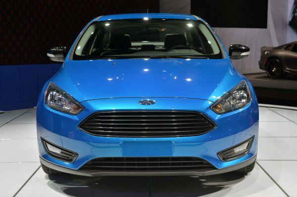 2015 Ford Escort FI