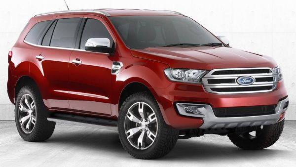 2015 Ford Everest FI