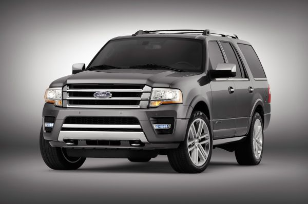 2015 - Ford Expedition Platinum FI