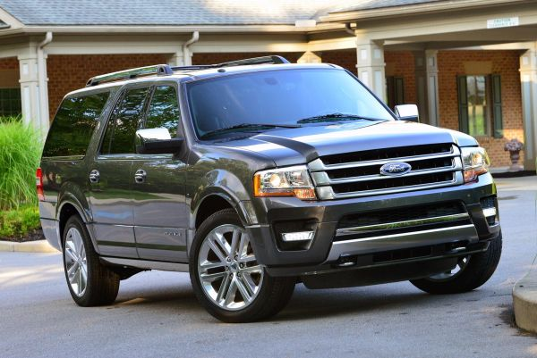 2015 - Ford Expedition Platinum
