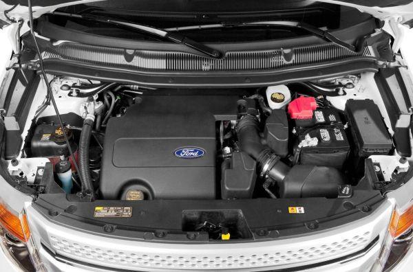 2015 Ford Explorer Engine