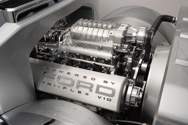 F-250 Super Chief Ford Concept