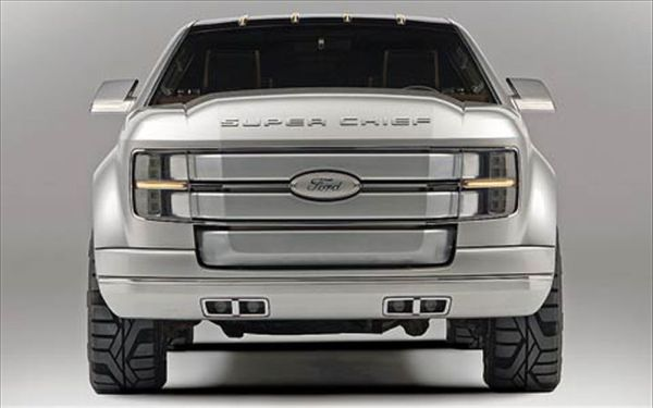 2015 Ford F-250 Super Chief FI