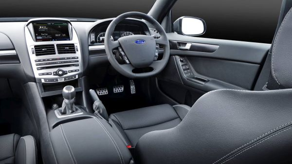 2015 Ford - Falcon G6E Interior