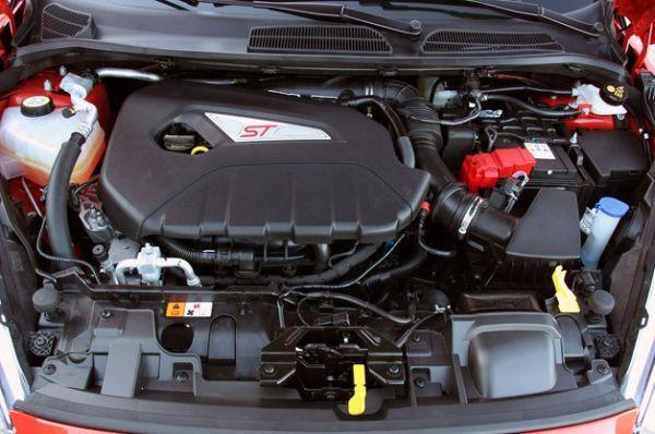 2015 - Ford Fiesta ST  Engine