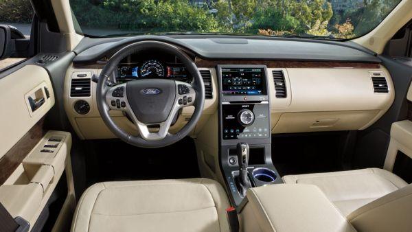 2015 - Ford Flex Interior