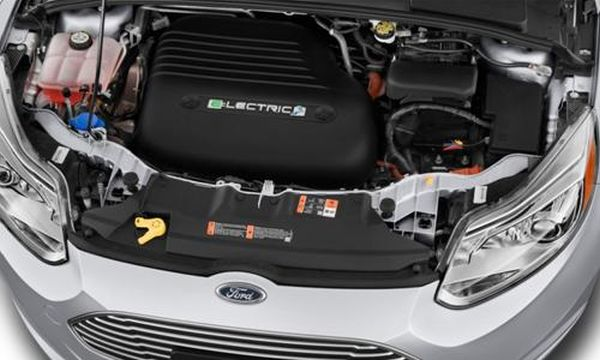2015 Ford Focus Electric Engine