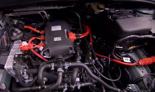 2015 - Ford Focus Electric Engine