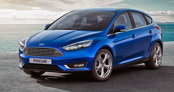 2015 - Ford Focus Electric FI