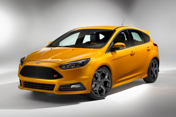 2015 - Ford Focus ST FI