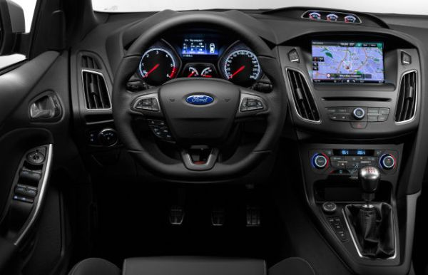 2015 - Ford Focus ST Interior