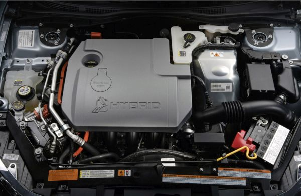 2015 - Ford Fusion Hybrid Engine