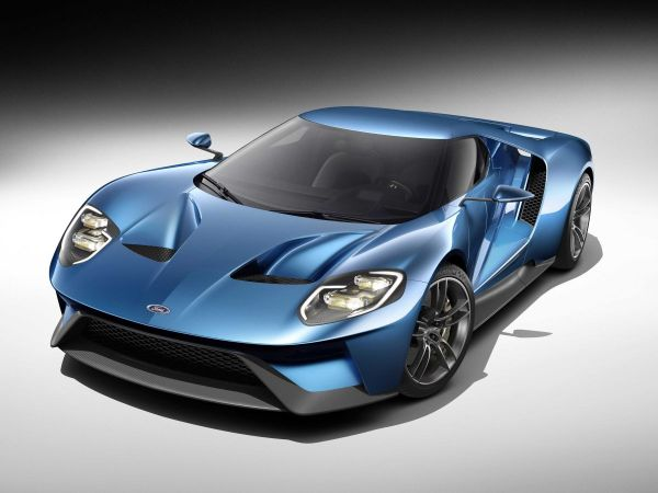 2015 - Ford GT FI