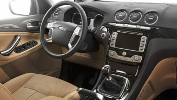 2015 Ford Galaxy Interior