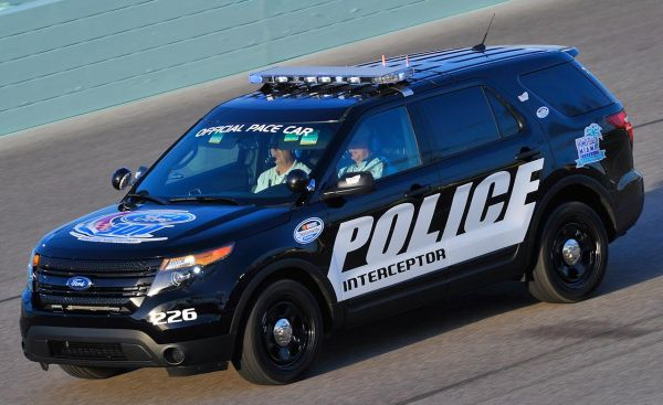 2015 Ford Interceptor