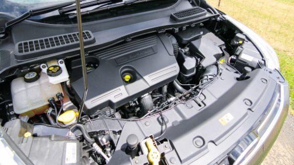Ford Kuga Engine - 2015