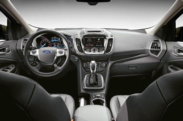 2015 - Ford Kuga Interior