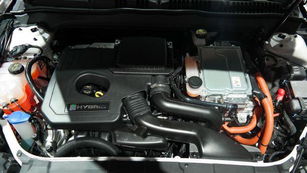 2015 Ford Mondeo Hybrid Engine