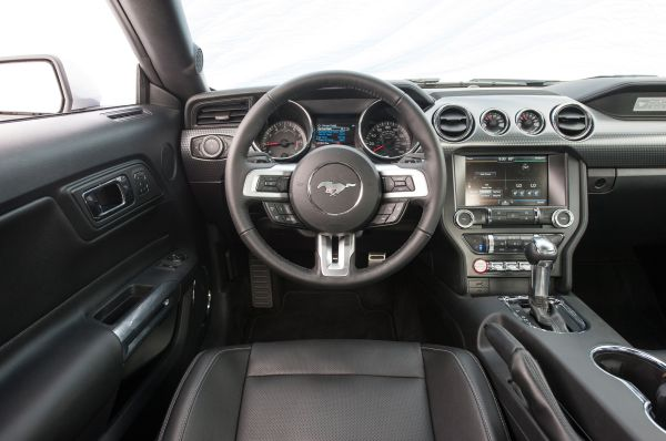 2015 - Ford Mustang Ecoboost Interior