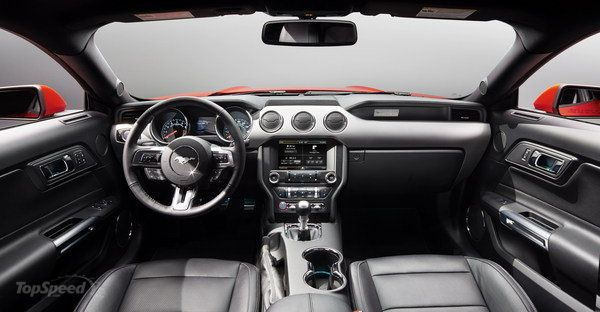 2015 Ford - Mustang GT Diecast Interior