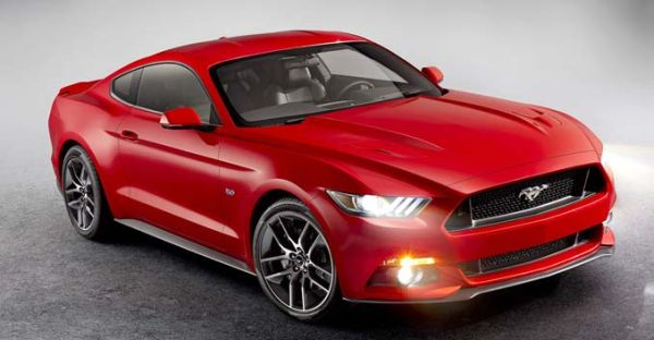 2015 - Ford Mustang GT Diecast