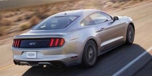 2015 Ford Mustang GT Premium Exterior