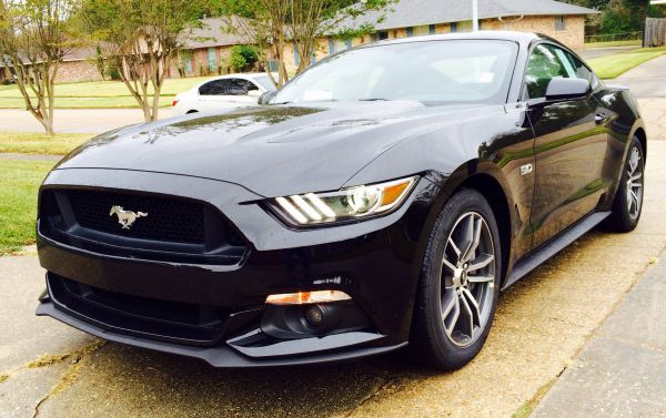 2015 Ford Mustang GT Premium Fastback