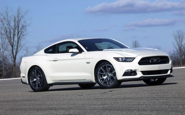 2015 - Ford Mustang GT Premium Fastback