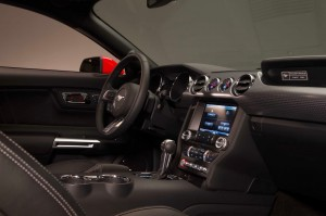 2015 Ford Mustang GT Premium Interior