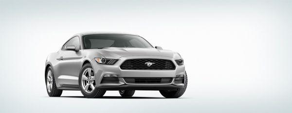 2015 - Ford Mustang V6