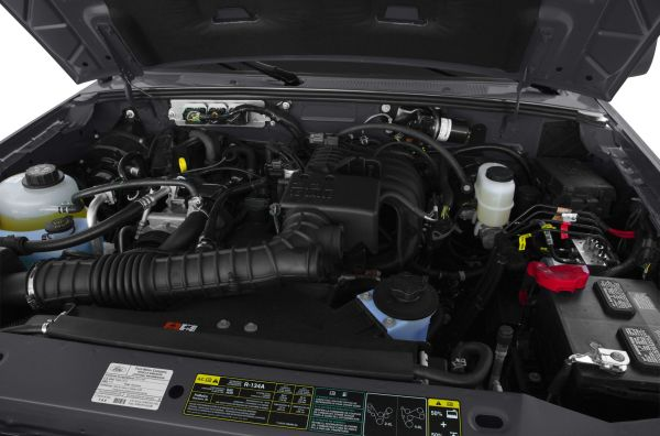 2015 Ford Ranger Engine