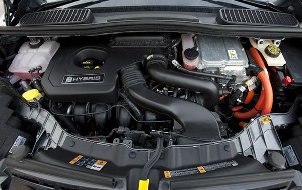 2015 - Ford S-MAX Engine