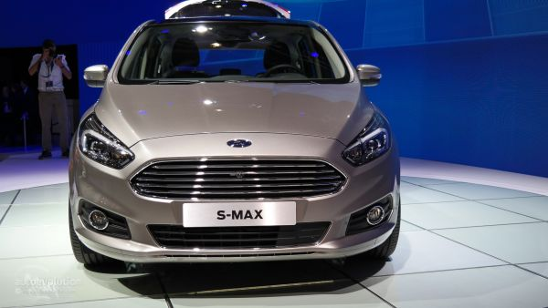 2015 - Ford S-MAX FI