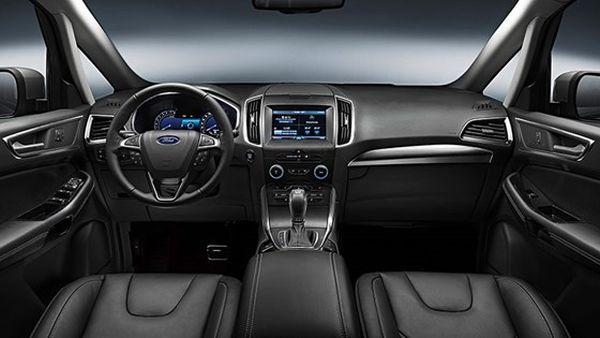 2015 - Ford S-MAX Interior