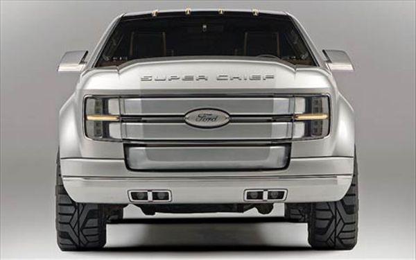 2015 - Ford Super Chief