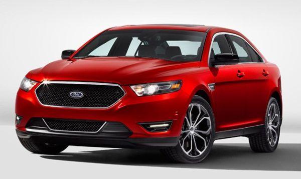 2015 Ford Taurus SHO FI
