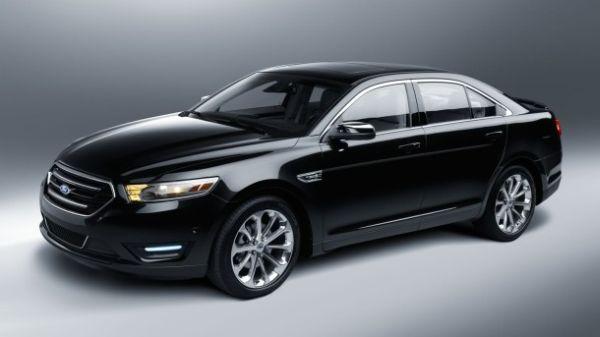 Ford Taurus SHO 2015