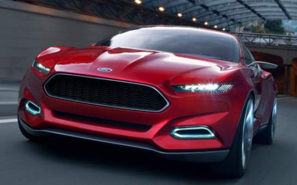 2015 - Ford Thunderbird FI